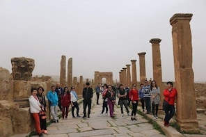 All of Algeria UNESCO Sites Tour Package in 2 Weeks by Algeriatours16