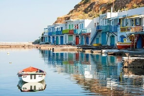 Shared Cruise from Milos to Kleftiko via Kalogries