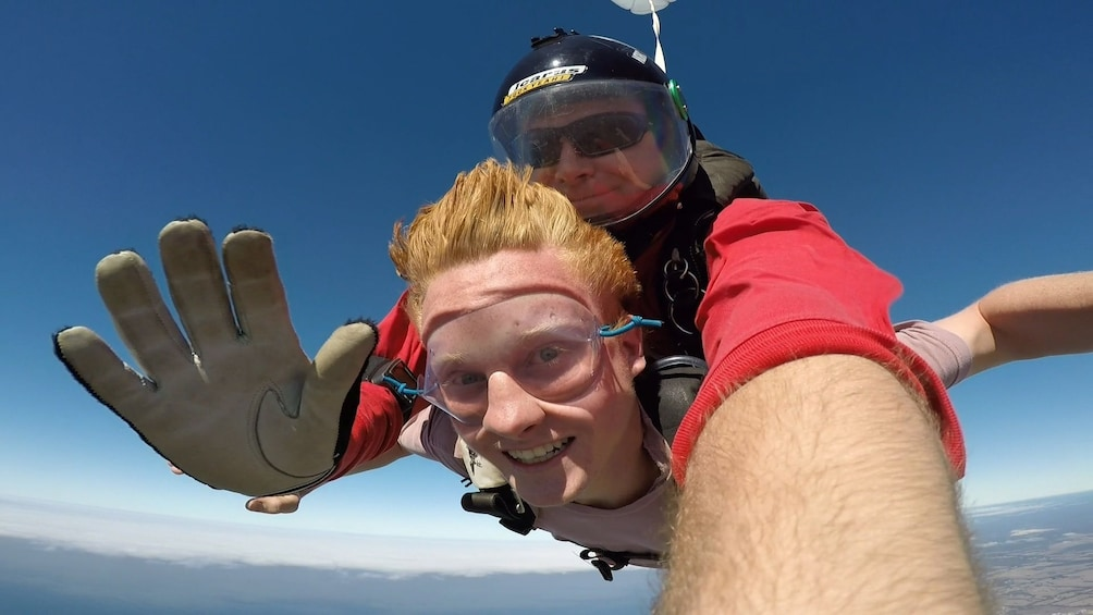 Show item 5 of 11. Tandem Skydive Over Bells Beach, Torquay - up to 15,000ft