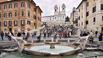 Escursione a terra: tour completo di Roma