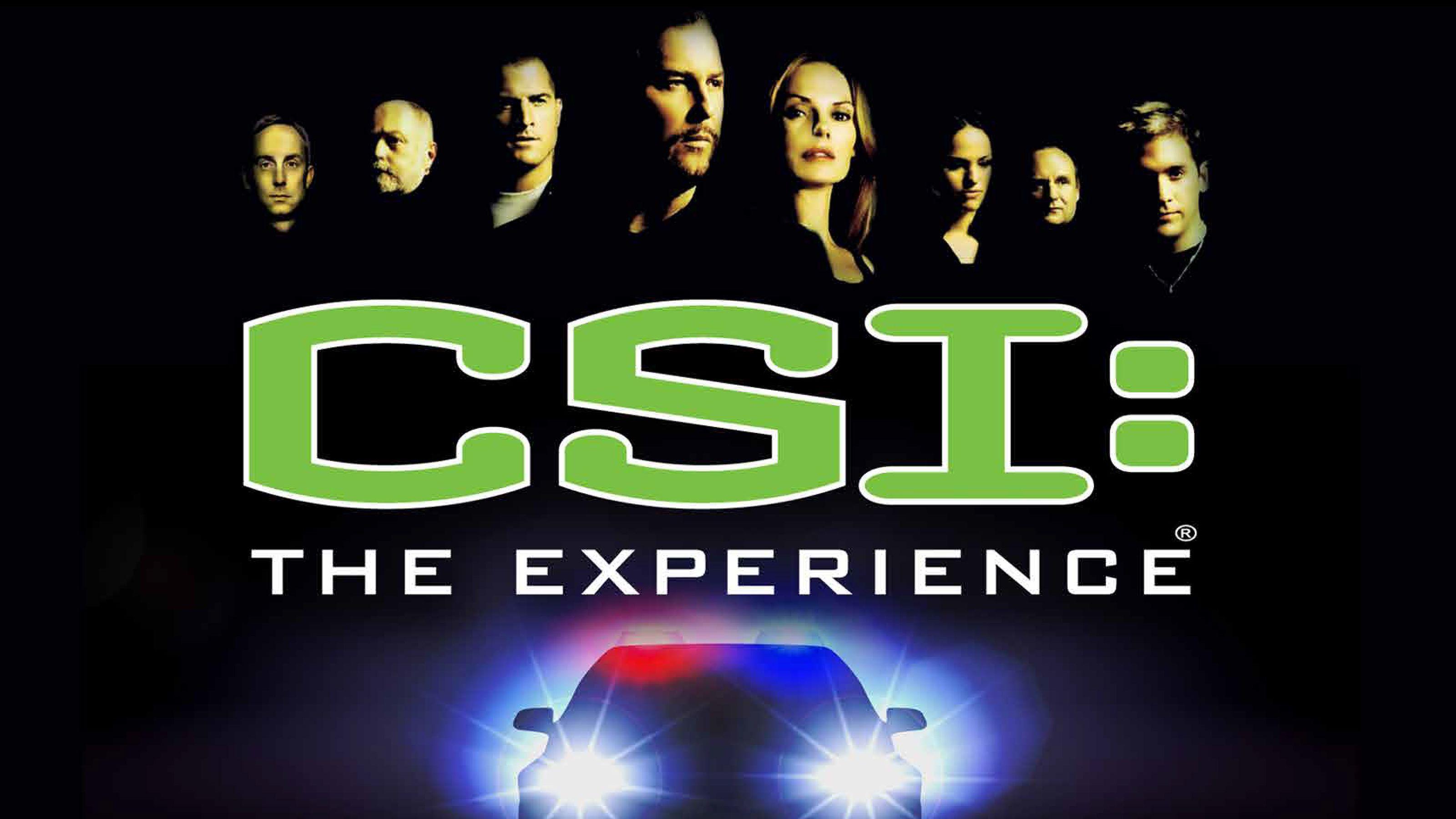 CSI The Experience Promo Image