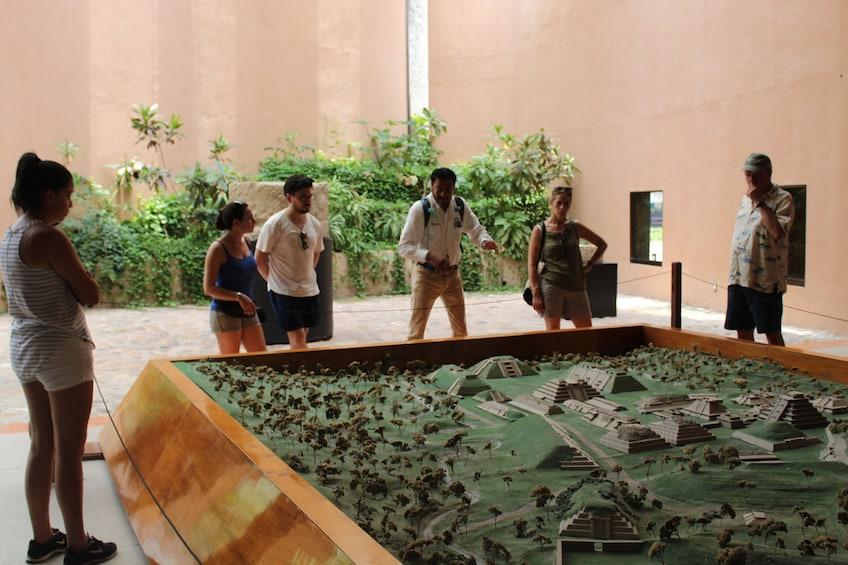 Show item 3 of 7. Tajín and Papantla Archaeological Zone Tour