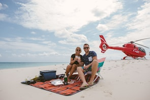 Sand Cay Getaway.