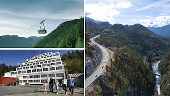 Sea to Sky Tour with Britannia Mine Museum Tickets