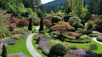 Victoria & Butchart Gardens Tour from Vancouver Small Group