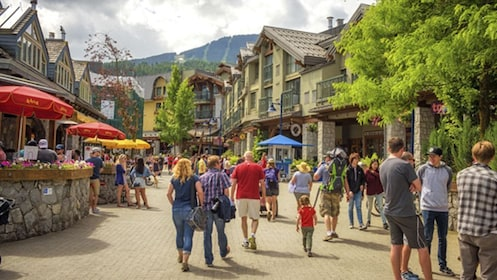 Whistler Adventure/Squamish Lil'wat Cultural Centre Tickets