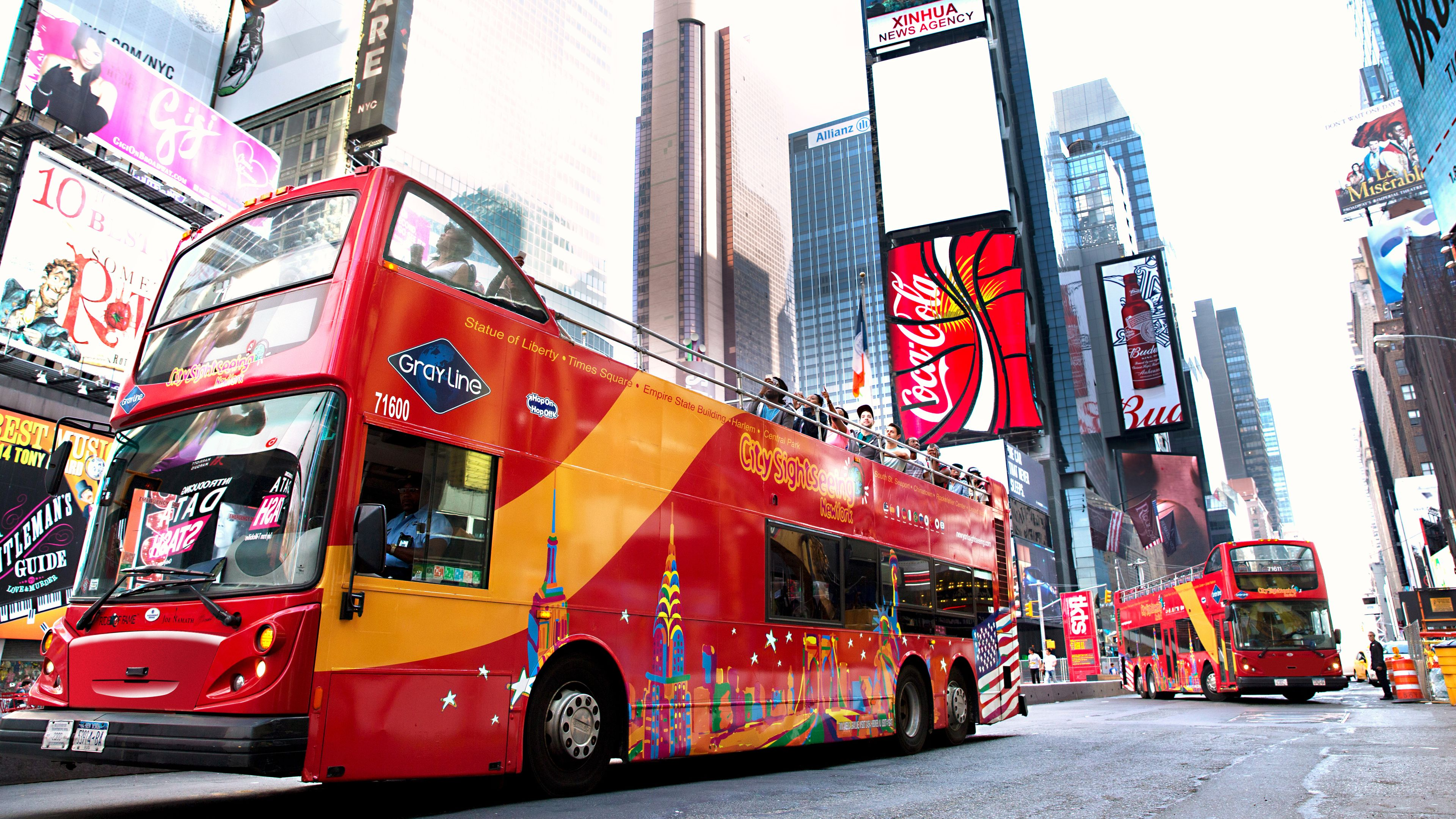 New York: Freestyle Pass with 3, 5 or 7 Attractions