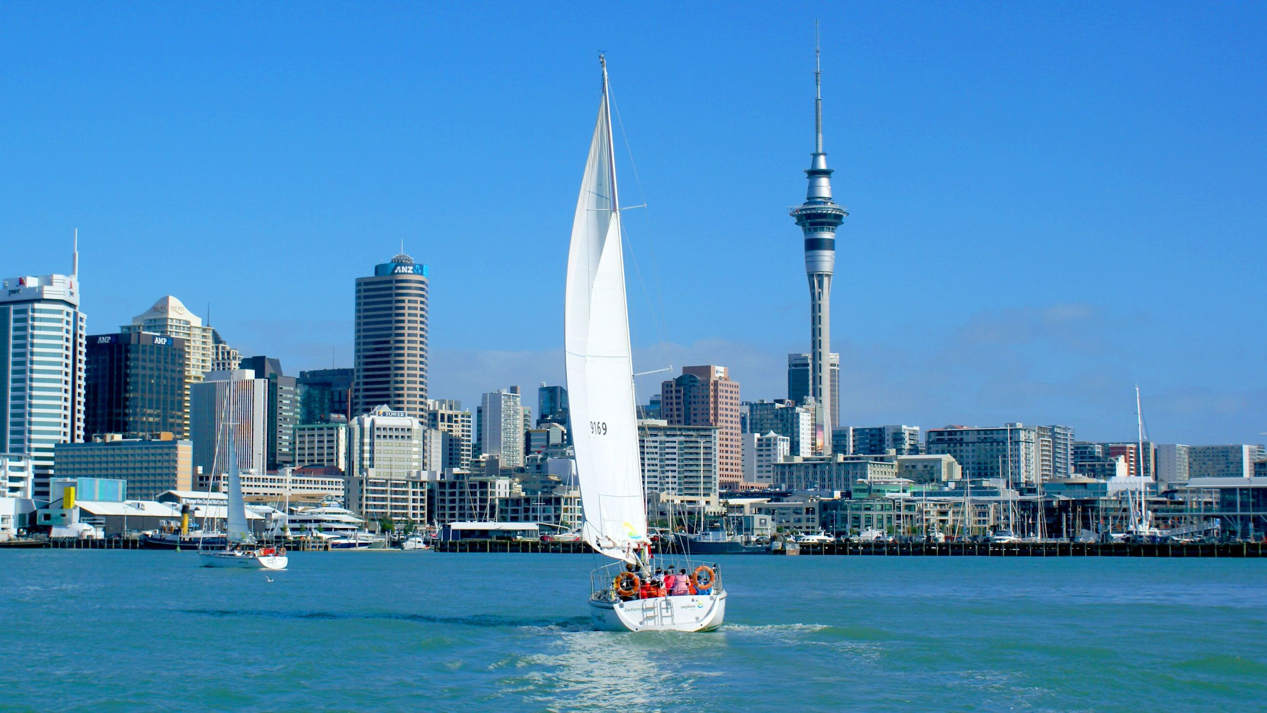 Harbour Sailing Cruise by Explore Group Limited