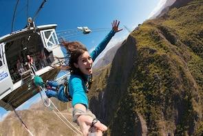 Nevis Bungy - Australasia's Highest Bungy Jump