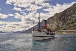 TSS Earnslaw Cruise on Lake Wakatipu