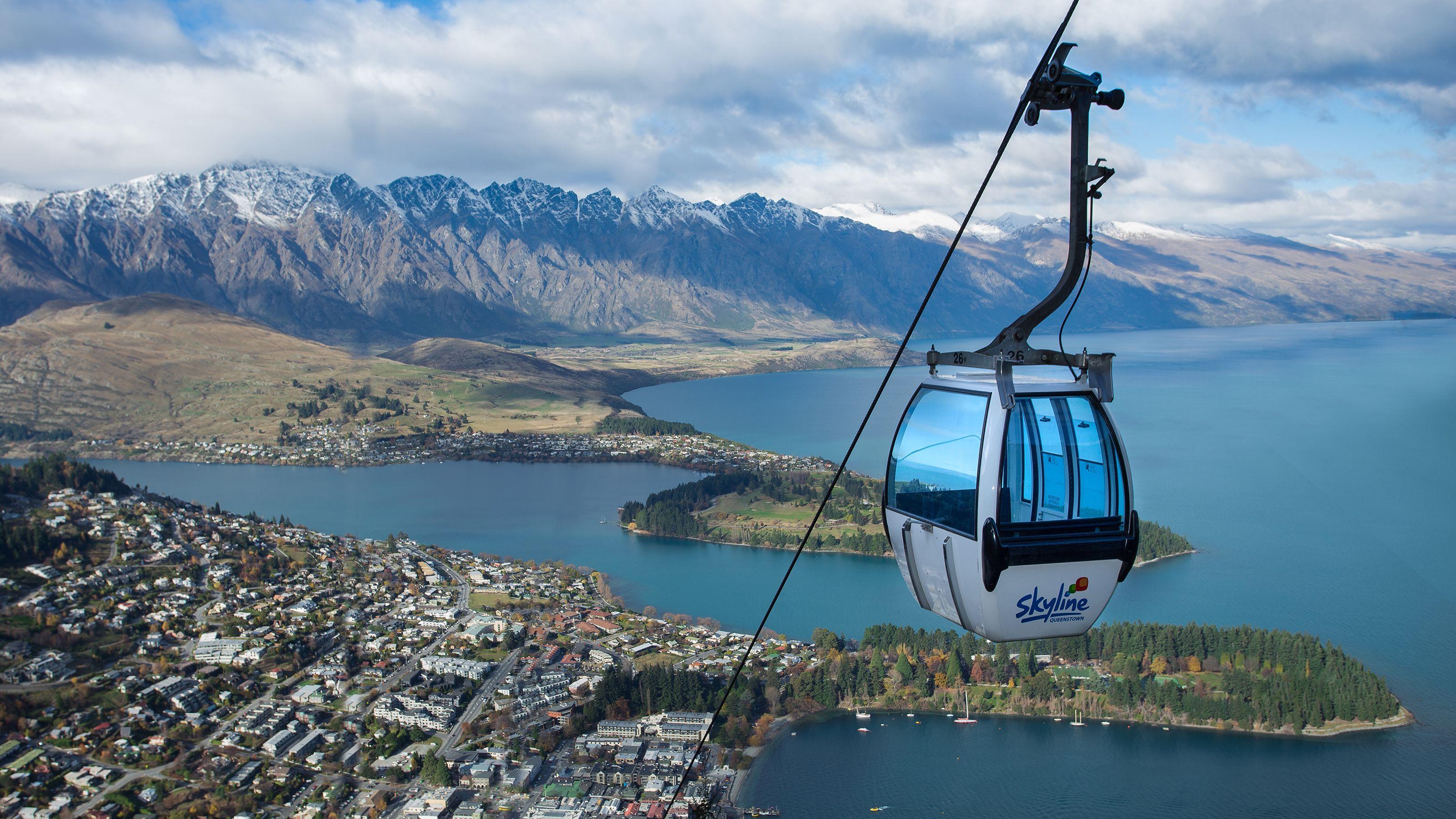 Skyline Gondola Admission