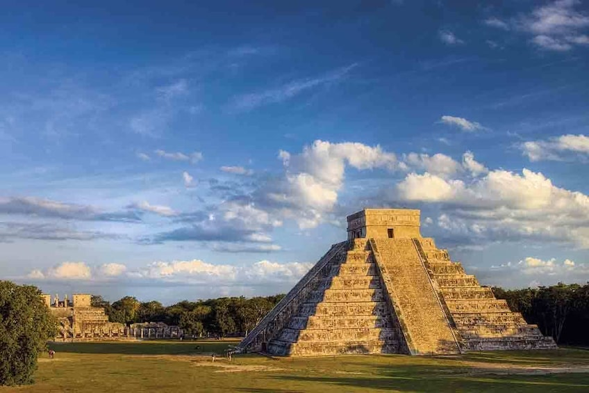 Show item 3 of 13. Chichen Itza from Cancun