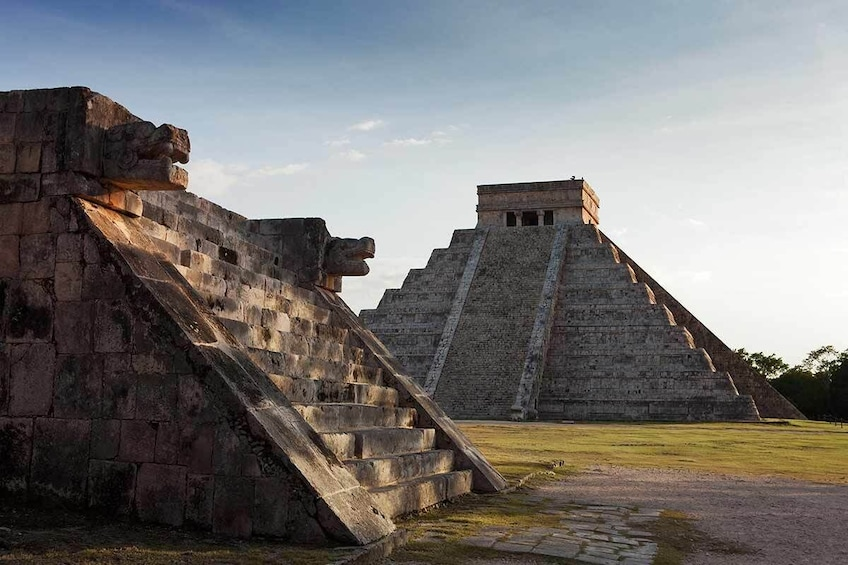 Show item 2 of 13. Chichen Itza from Cancun