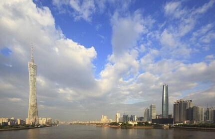 Guangzhou Half Day Layover Bus Tour