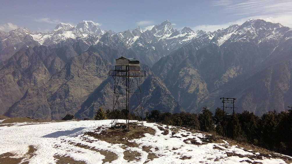 Show item 3 of 5. Auli and Rishikesh Tour from Delhi