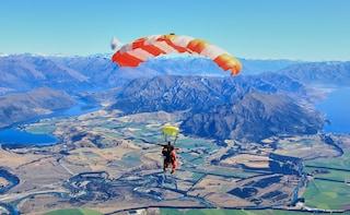 Skydive Wanaka Tandem Skydive