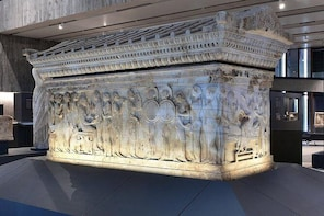 Full Day Troy Tour from Canakkale ( New Museum of Troy Included )