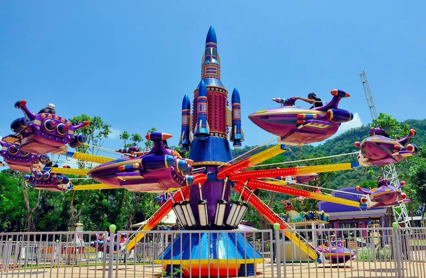 Show item 3 of 7. Khao Yai Scenical World Theme Park Entrance Tickets
