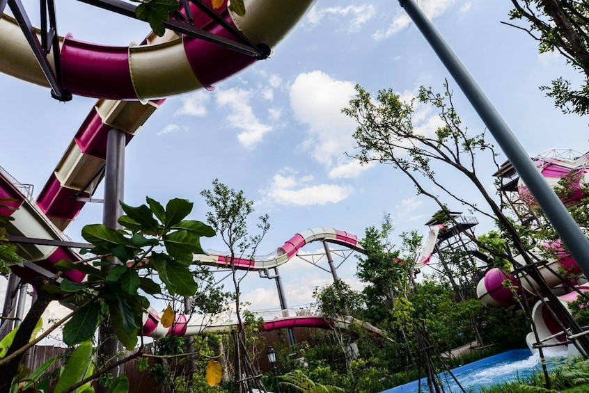 Show item 1 of 7. Khao Yai Scenical World Theme Park Entrance Tickets
