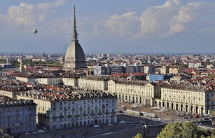 2-hour Turin guided walking tour