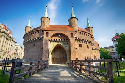 Krakow City Pass with Public Transport & Admissions