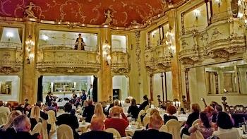 Mozartkoncert med 3-retters middag