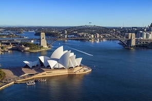 Show item 8 of 8. Sydney Harbour Scenic Helicopter Tour