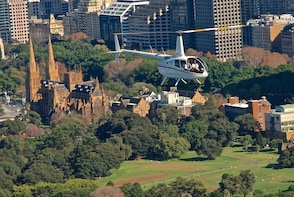 Show item 2 of 8. Sydney Harbour Scenic Helicopter Tour