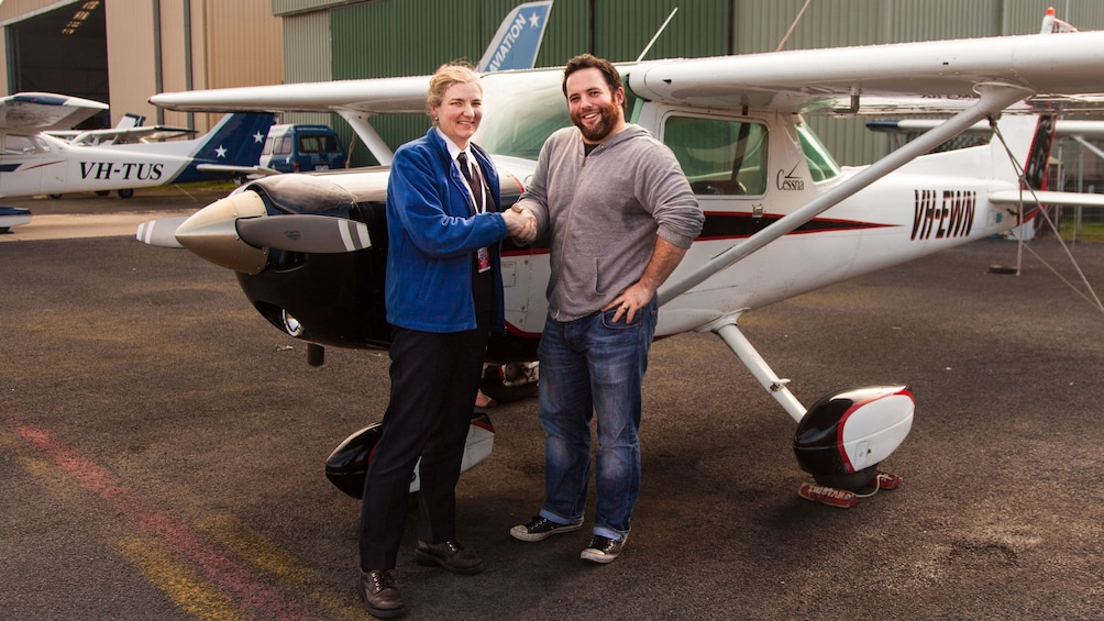 Show item 1 of 4. small craft instructor and plane in Melbourne