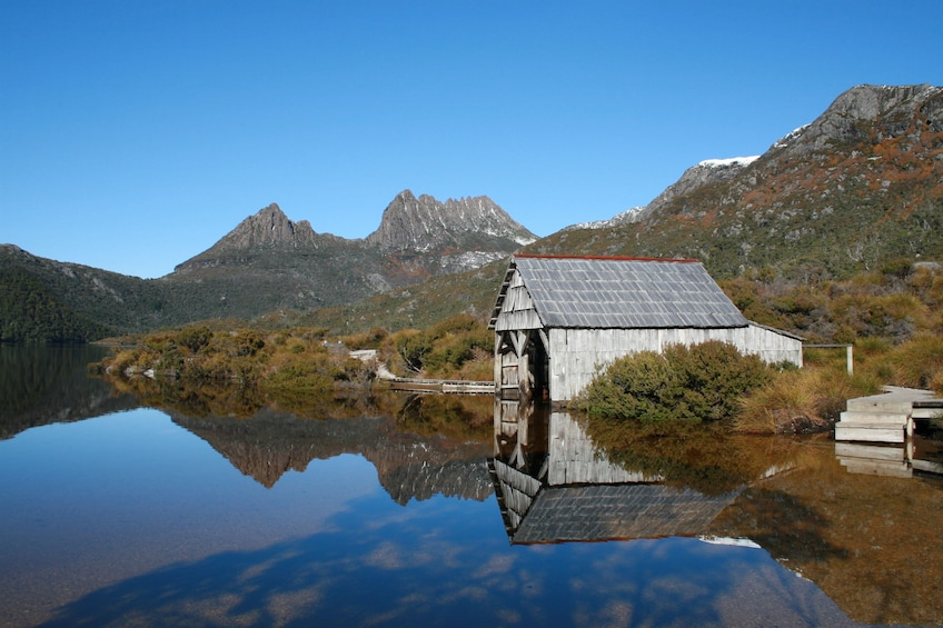Show item 1 of 9. Activity Cradle Mountain World Heritage Tour