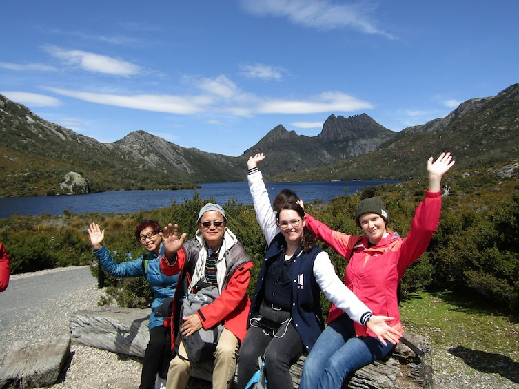 Show item 9 of 9. Activity Cradle Mountain World Heritage Tour