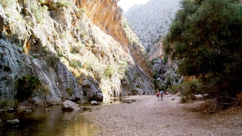 Utmanande vandringsupplevelse i Torrent de Pareis