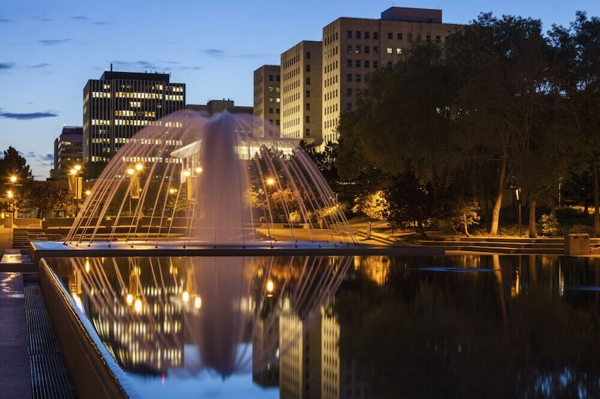 Show item 1 of 5. Edmonton Scavenger Hunt: Alberta's Charming Capital