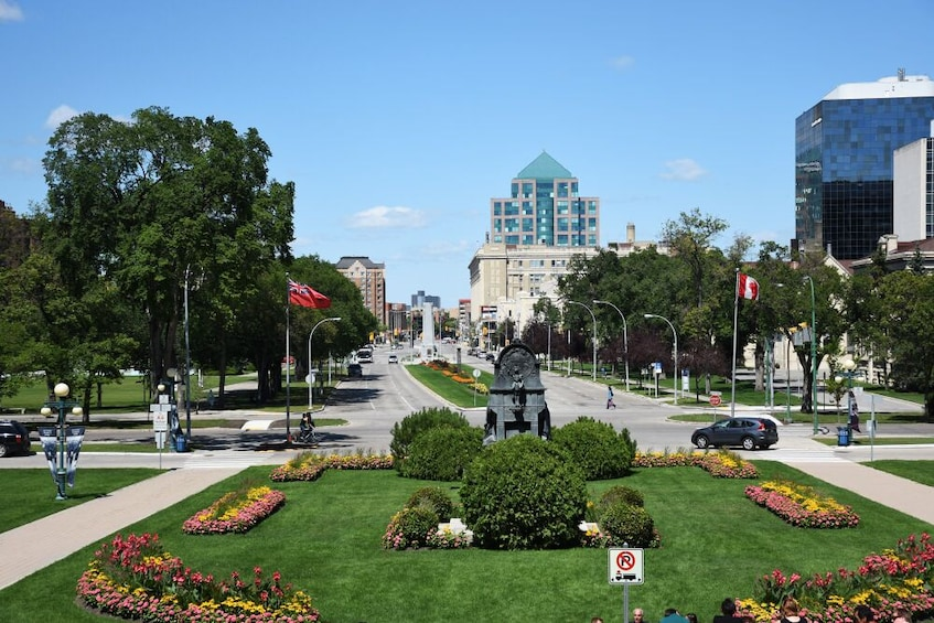 Show item 1 of 5. Winnipeg Scavenger Hunt: At The Heart of Canada