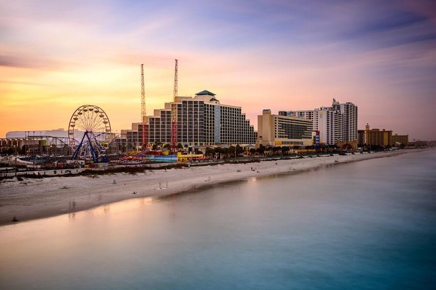 Show item 1 of 5. Daytona Beach Scavenger Hunt: History Beyond The Beach