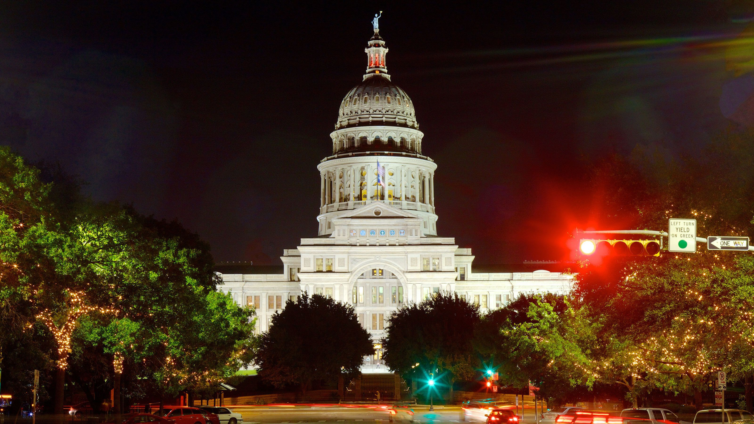 Texas State Capital building in Austin Texas