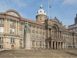 Birmingham Scavenger Hunt: On Top Of The World