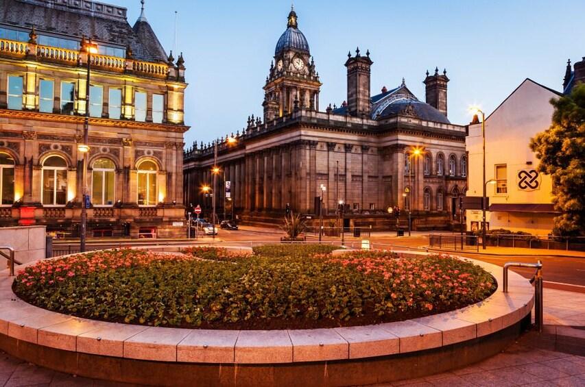 Show item 1 of 5. Leeds Scavenger Hunt: Leeds Landmarks