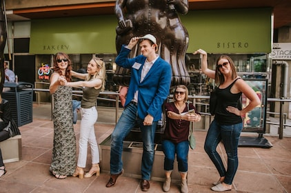 Greenville Scavenger Hunt: Go All Out in Greenville