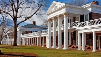 Charlottesville Scavenger Hunt: University of Virginia