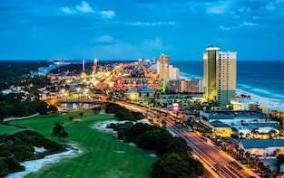 Panama City Beach Scavenger Hunt: Pier Perfection in PCB