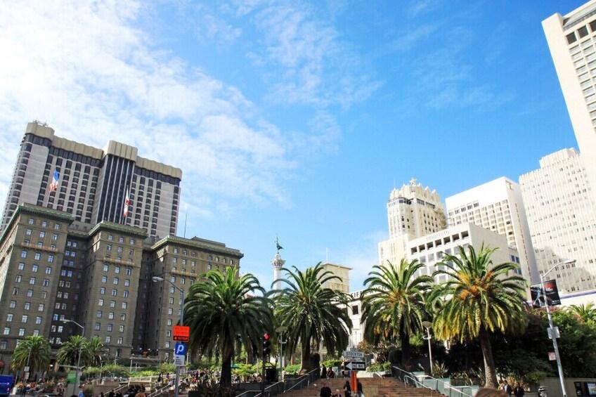 Show item 1 of 5. San Francisco Scavenger Hunt: Where East Meets West