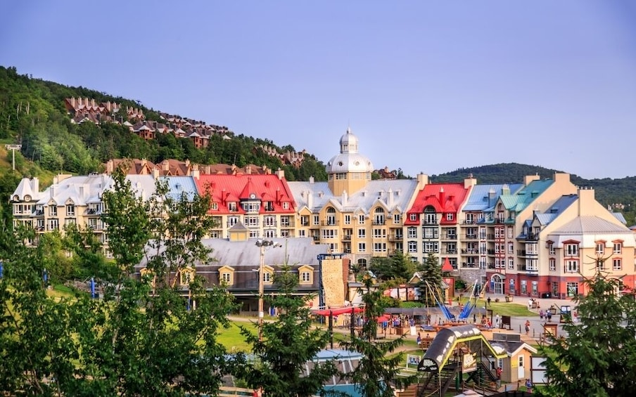 Show item 1 of 5. Mont-Tremblant Scavenger Hunt: La Bonne Vie