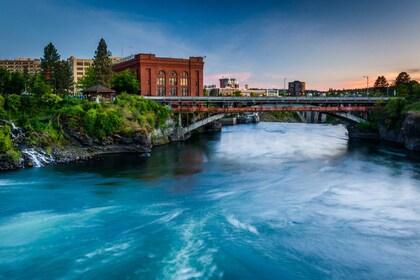 Spokane Scavenger Hunt: Art & Architecture