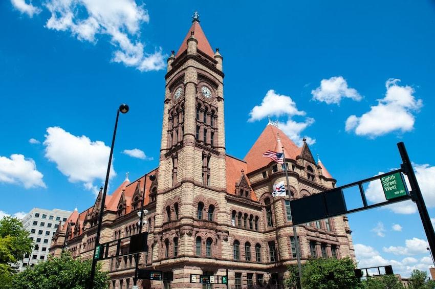 Show item 1 of 5. Cincinnati Scavenger Hunt: Cincy's Grand City Sights