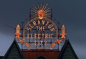 Scranton Scavenger Hunt: The Electric City