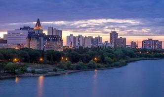Saskatoon Scavenger Hunt: River Perceptions
