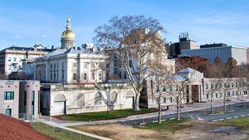 Trenton Scavenger Hunt: Patriots & Politics