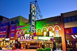 Fargo Scavenger Hunt: We're Fargo-ing Out