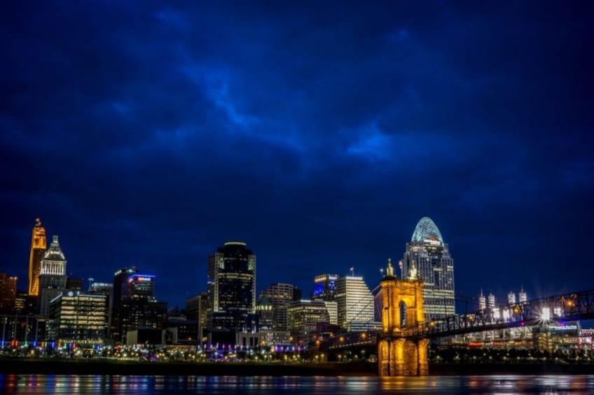 Show item 1 of 5. Cincinnati Scavenger Hunt: Cin-sational Cincinnati Bar Crawl